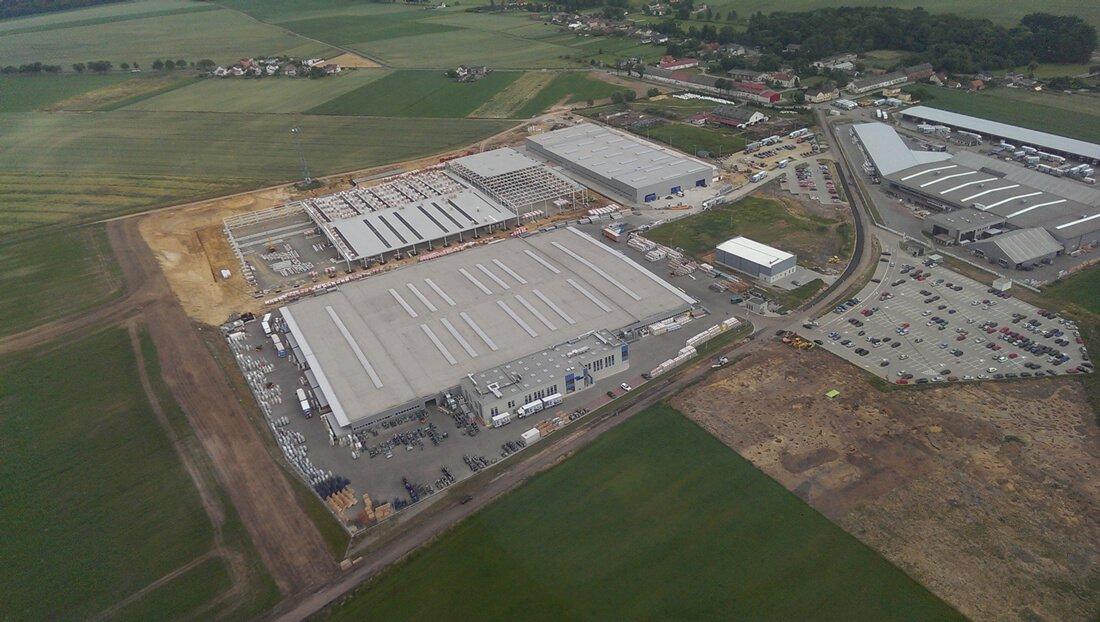 Εργοστάσιο κουφωμάτων pvc