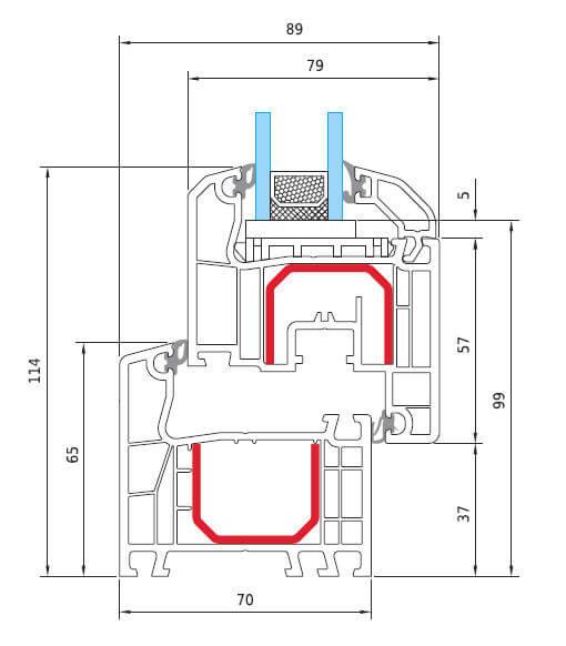 Γραμμικό Ideal 4000 SOFT LINE